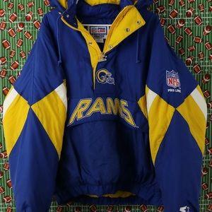 Vintage Los Angeles Rams Starter Coat🏈